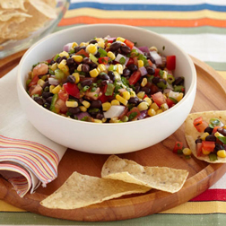 Mexican Black Bean and Corn Salsa