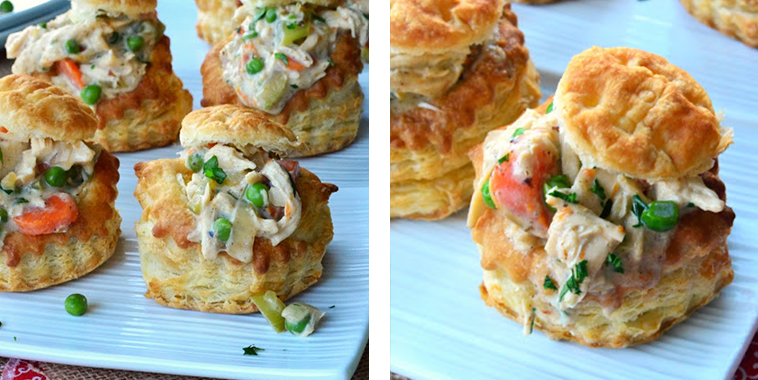 Chicken-Pot-Pies-in-Puff-Pastry-Shells