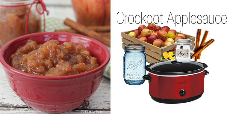 Crockpot-Applesauce
