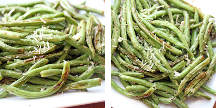 Oven-Roasted-Garlic-Green-Beans