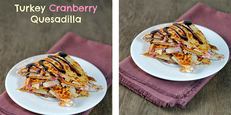 Turkey-Cranberry-Quesadilla