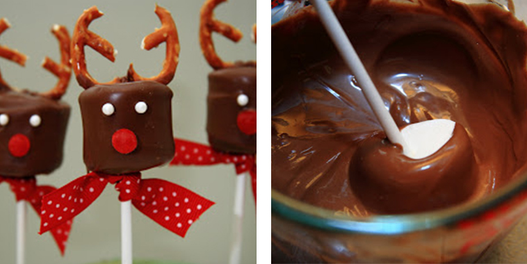 Chocolate-Covered-Marshmallow-Reindeer