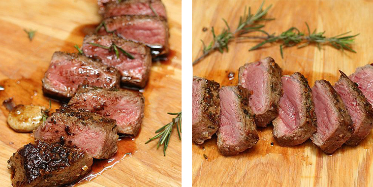 Rosemary-Garlic-Butter-Steak
