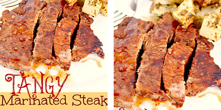 Tangy-Marinated-Steak-Recipe