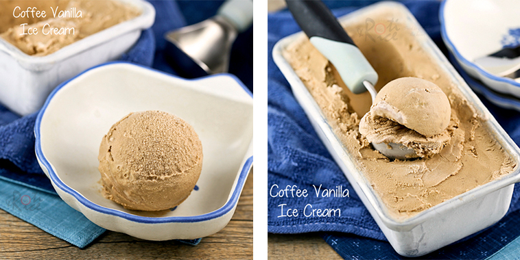 Coffee-Vanilla-Ice-Cream