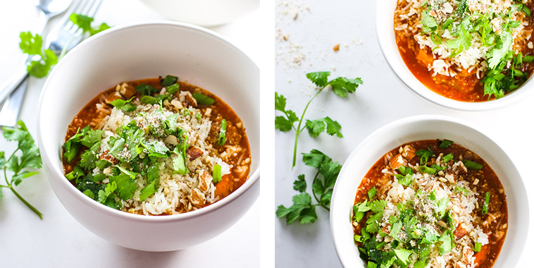 Healthy-Quinoa-Chicken-Curry-Bowls