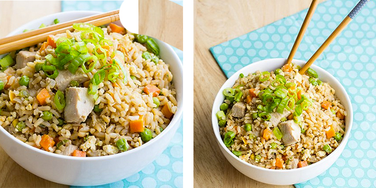 Skinny-Chicken-Fried-Rice