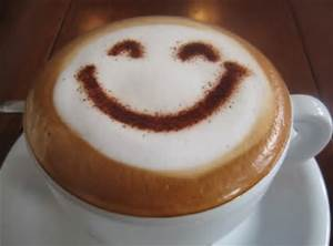 coffee smile